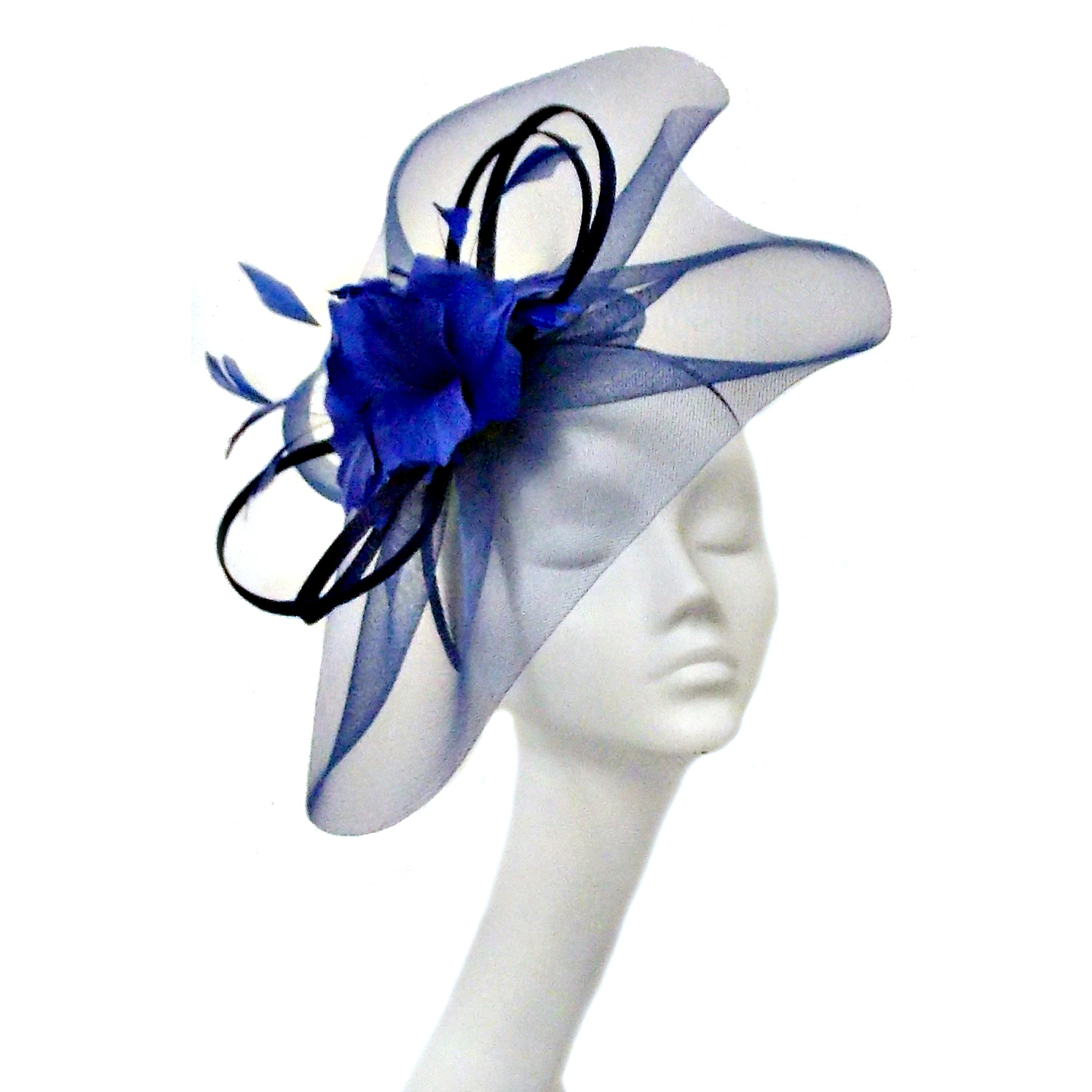 the latest 7ade1 9a482 Elegance of Perth Trendify Blue Hat EA034823